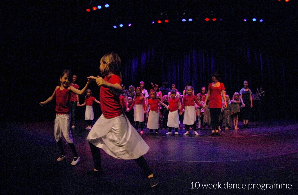 Teaching-10-week-dance-programme