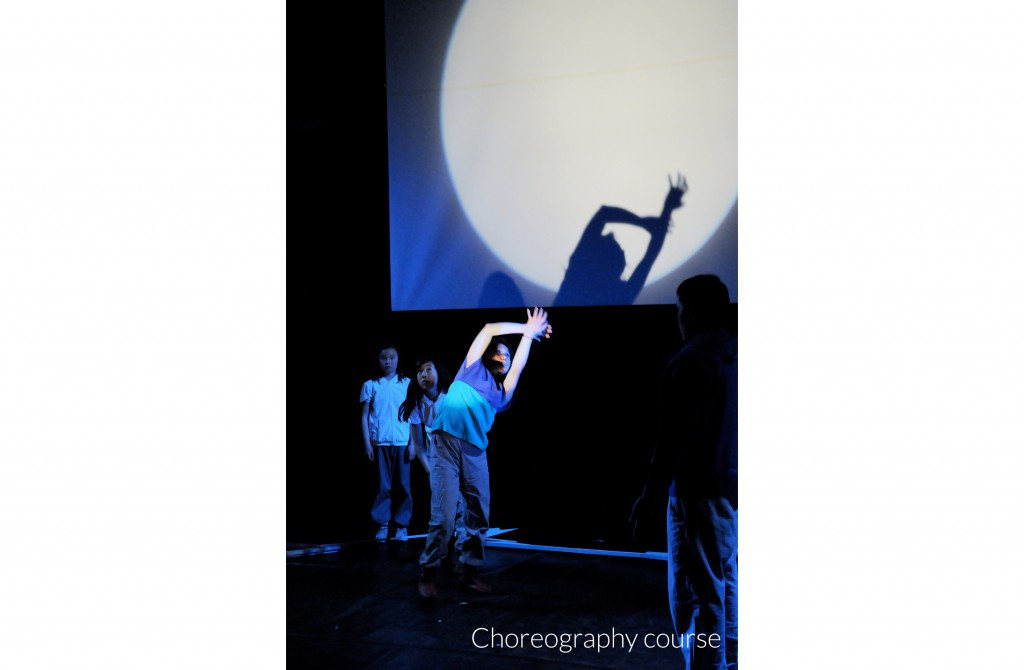 Teaching-choreography-course